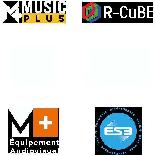 Logos groupe